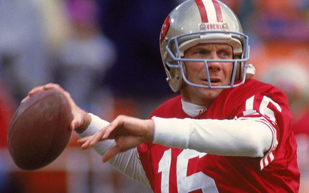 Image result for Joe Montana
