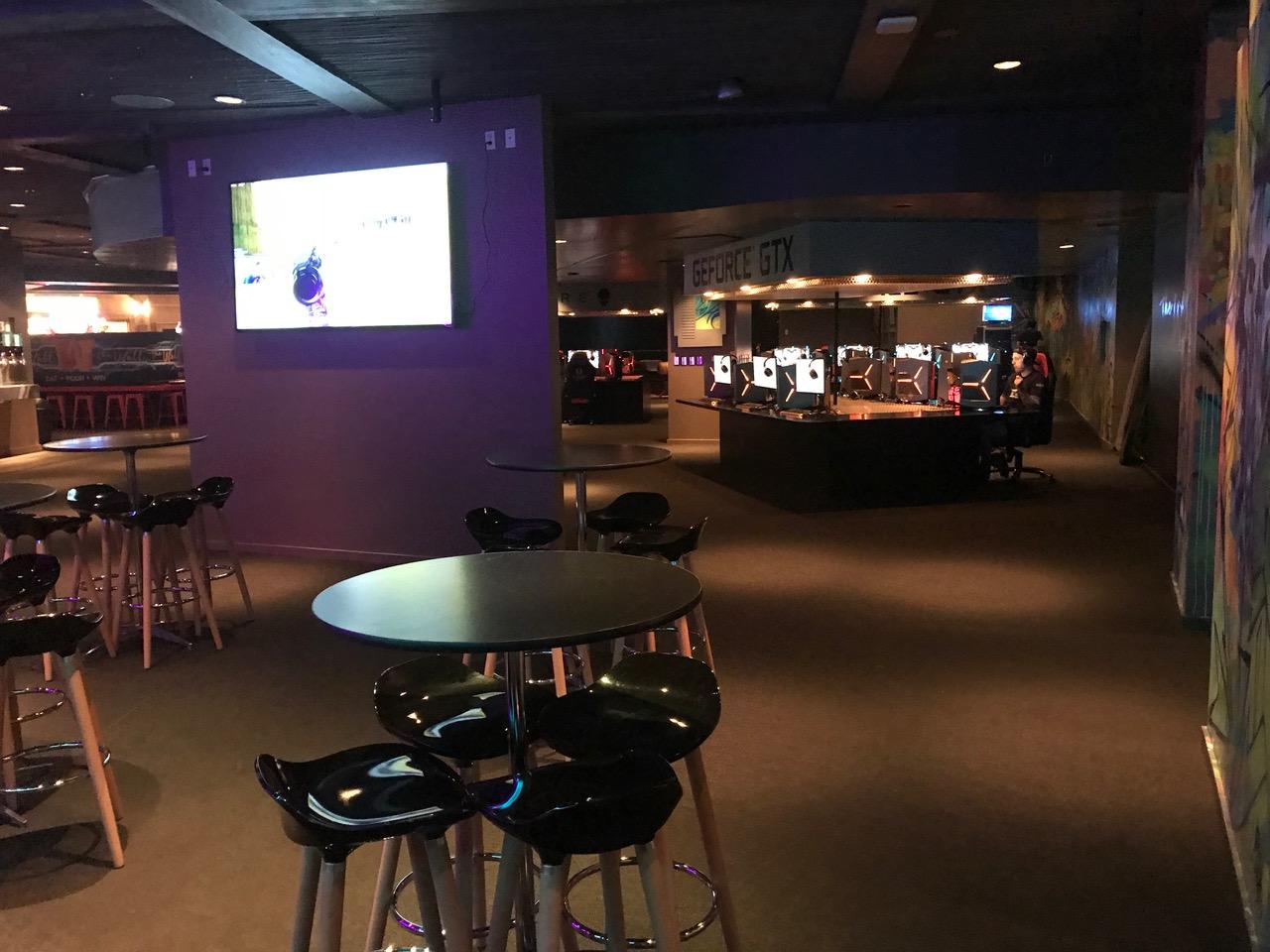 The Wall Gaming Lounge & Esports Bar   Esports in Las Vegas
