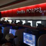 gorilla cafe esports gaming lounge las vegas