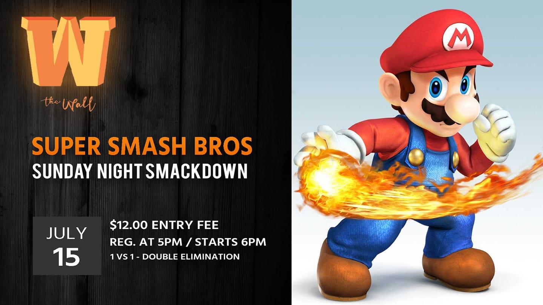 Super Smash Bros tournament | Esports in Las Vegas