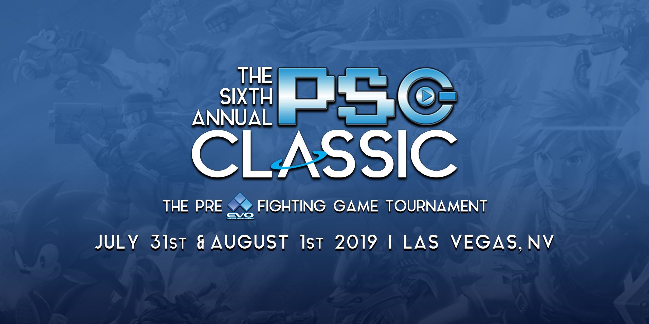 6th Annual PSG Classic | Esports in Las Vegas