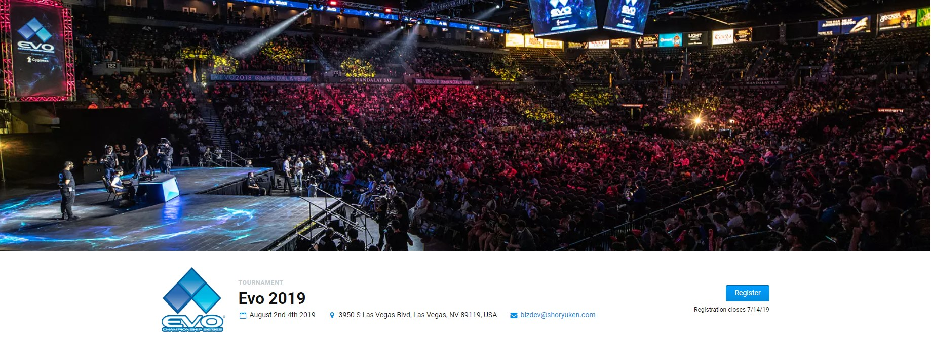 Evo 2019 Viewing Party! | Esports in Las Vegas