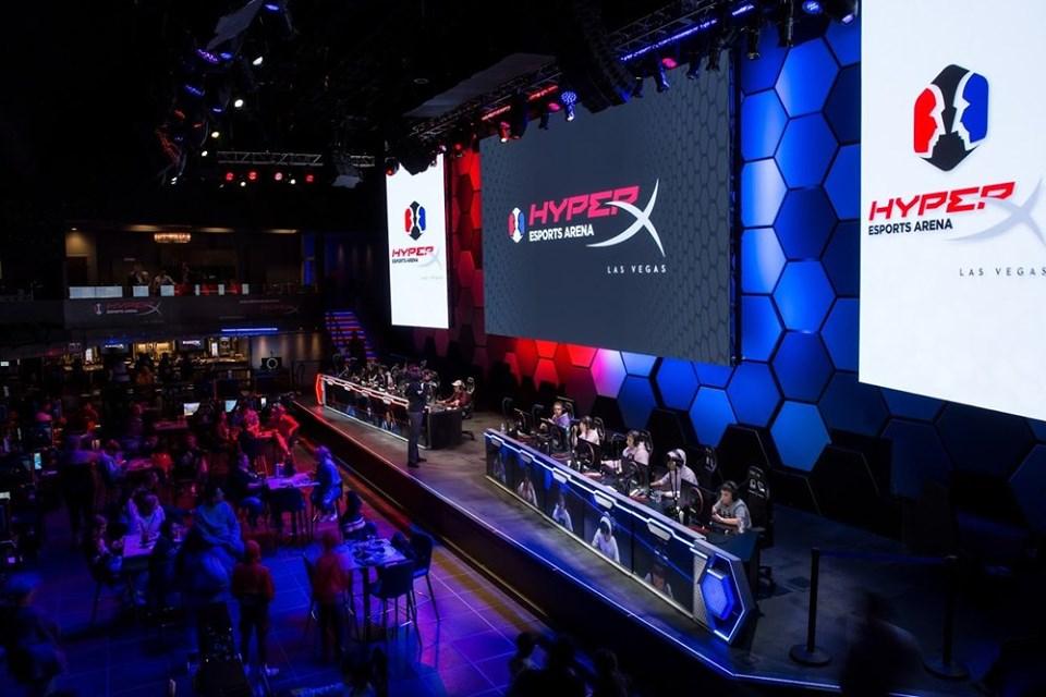 CSGO 10 Man | Esports in Las Vegas